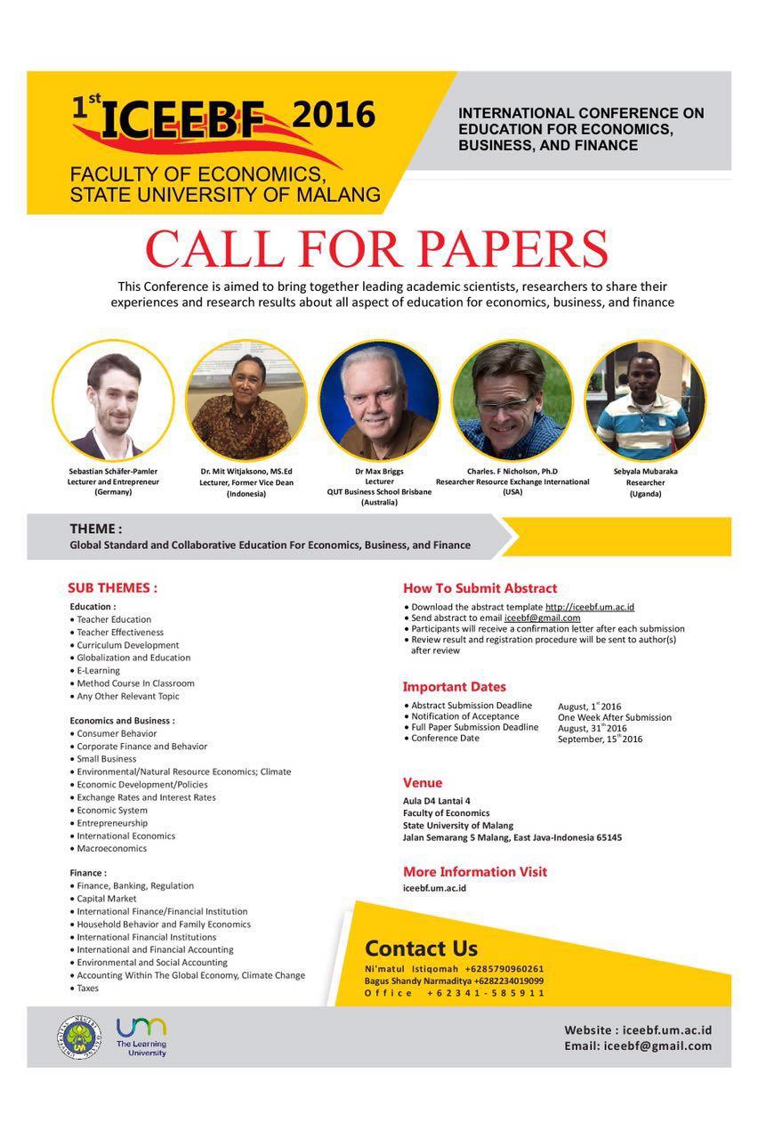 Poster Seminar Internasional