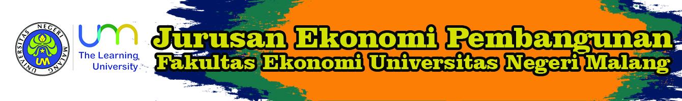 Ekonomi Pembangunan-Fakultas Ekonomi