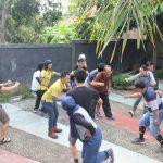 4 - Games seru bersama Ciliwung Camp crew