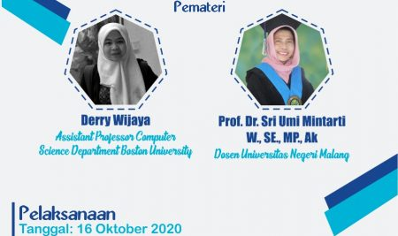 Seminar Online The Importance of Financial Literacy and Marketing Technology for Online Businesses