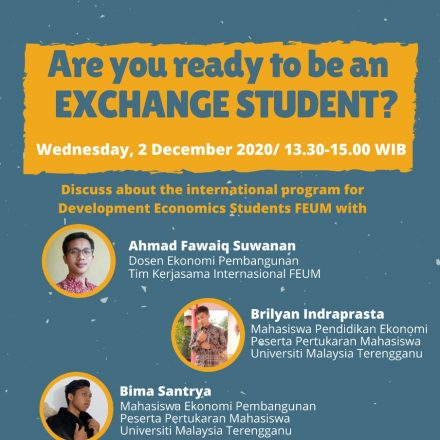 Webinar Are You Ready to be an Exchange Student?