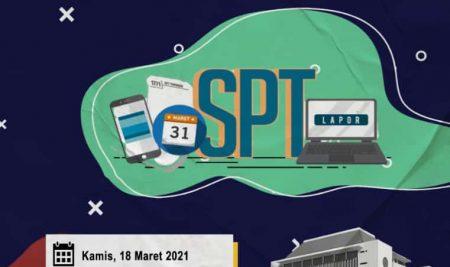 Isi e-SPT Bersama Secara Online