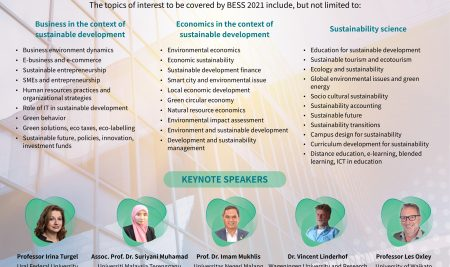 Joint International Conference: BESS 2021