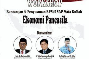 Workshop Ekonomi Pancasila