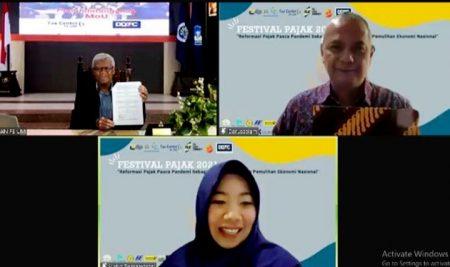 Tax Center Universitas Negeri Malang Gelar Event Tahunan Festival Pajak